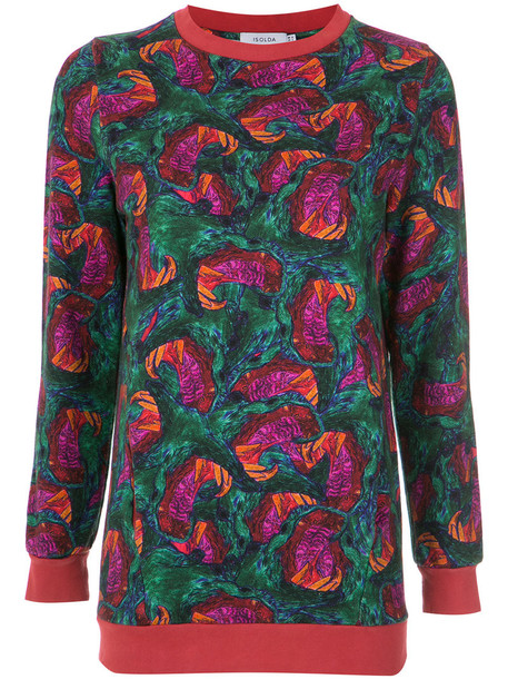 Isolda - Printed Jumpsuit - Women - Cotton