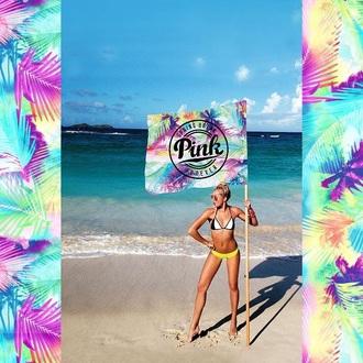 summer beach victoria's secret