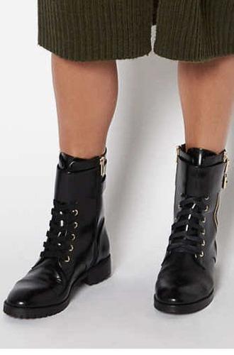 shoes boots streetwear black