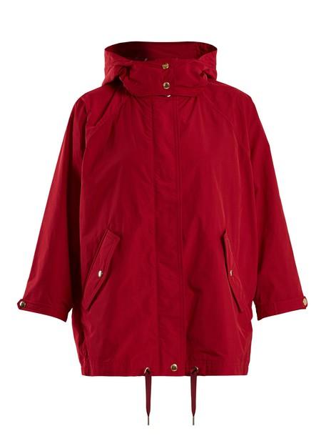 WOOLRICH JOHN RICH & BROS. jacket red