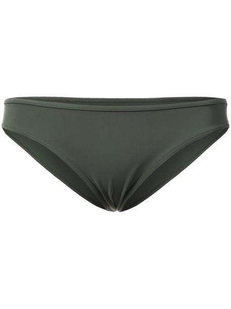 Dvf Diane Von Furstenberg bikini bikini bottoms women classic green swimwear