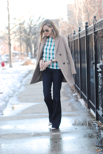 see anna jane blogger coat top bag