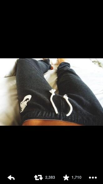 gray cool nike cotton sweatpants nike nike sweatpants grey sweatpants