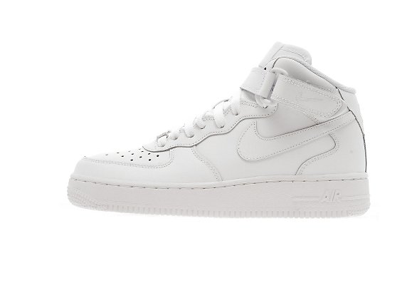 separation shoes 250c5 92221 Nike Air Force 1 Mid Junior - JD Sports