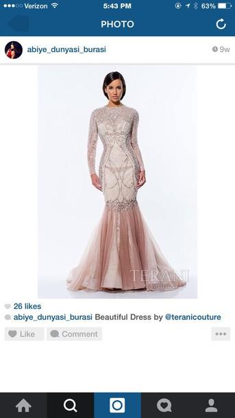 dress prom dress patterned dress long prom dress long dress
