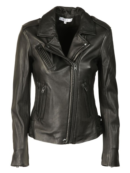 Iro jacket biker jacket classic black
