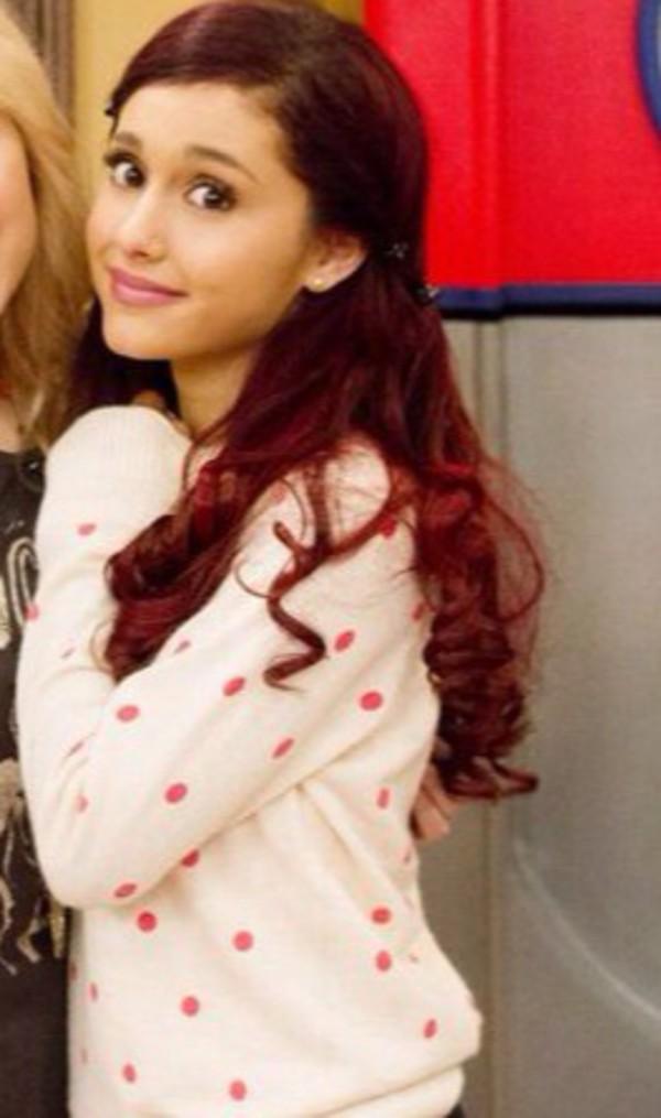 Ariana Grande Cat Valentine Sweater