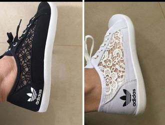shoes adidas white blonde