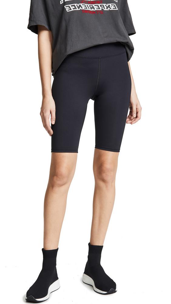 Heroine Sport Downtown Biker Shorts in black