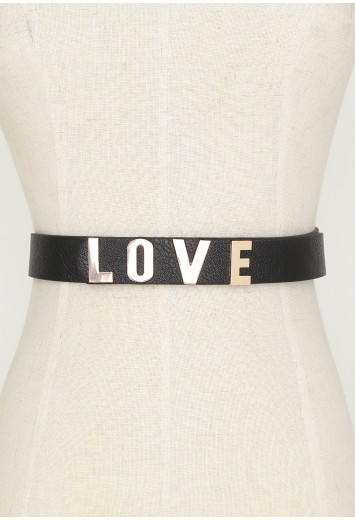 Leonore Love Waist Belt - Accessories - Missguided