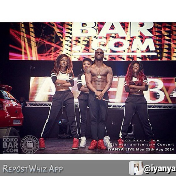 pants d3dancers iyanya