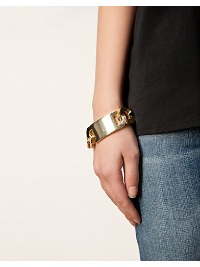Heavy Chain Bracelet - Nly Accessories - Guld - Smycken - Accessoarer - Kvinna - Nelly.com