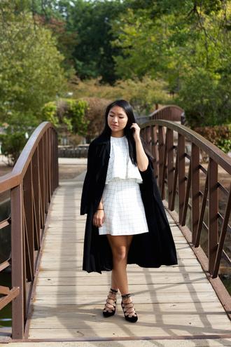 looks by lau blogger shoes coat