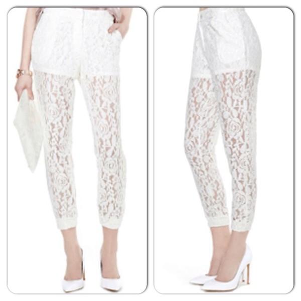 pants lace pants lace dress lace 2 piece set lace leggings