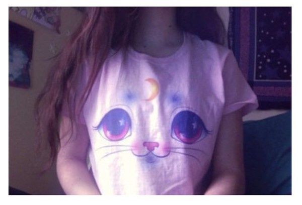 shirt kawaii