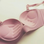 underwear,bra,bralette,pink,push up bra,cute,cute underwear,lingerie,lingerie set,it's lace soft pink lingerie