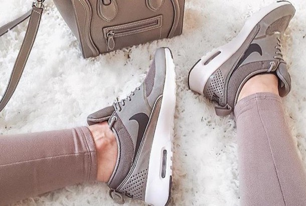 premium selection 491df 5ce83 shoes nike nude sneakers nude shoes
