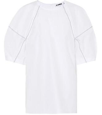 top cotton white