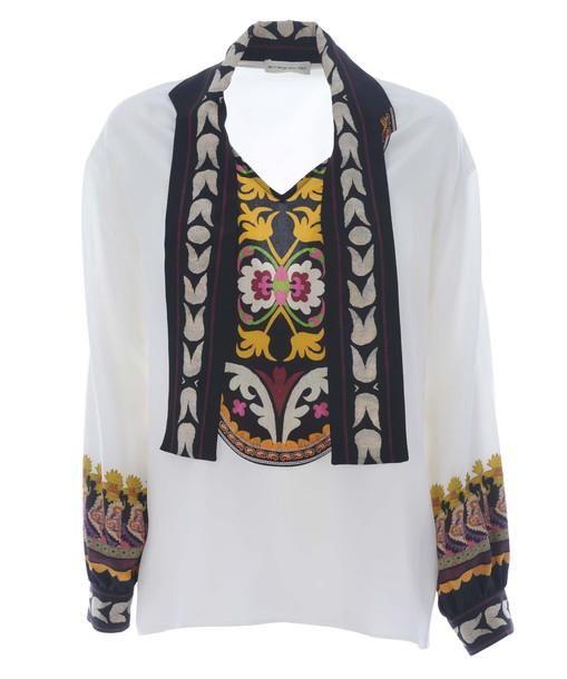 ETRO blouse print multicolor top
