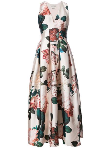 Sachin & Babi gown women floral print dress