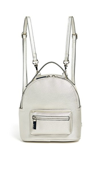 Deux Lux mini backpack mini backpack silver bag