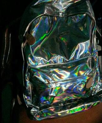 bag plastic backpack watercolor