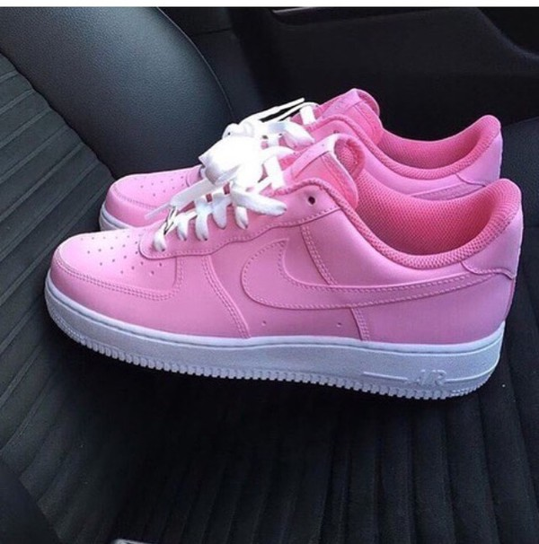 newest edffe 9bef7 mens nike air force 1 gold pink .