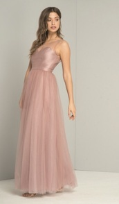 dress,pink,prom dress,long,beautiful,special occasion dress,prom,long dress,evening dress,party dress,long prom dress,cute dress,pink dress