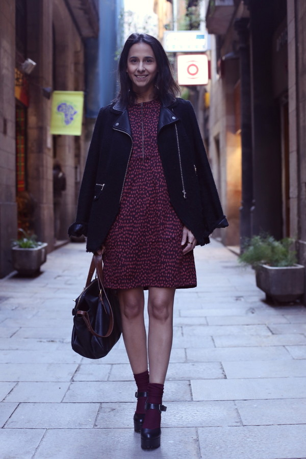 style in lima dress jacket bag shoes