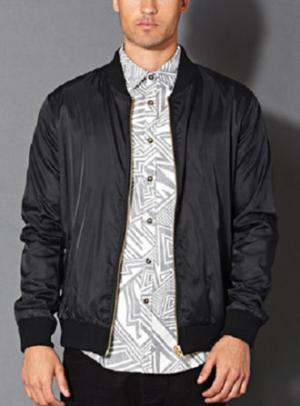 jacket vest cloth menswear bomber jacket mens jacket