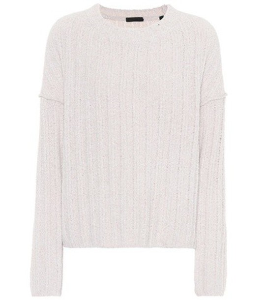ATM Anthony Thomas Melillo sweater white