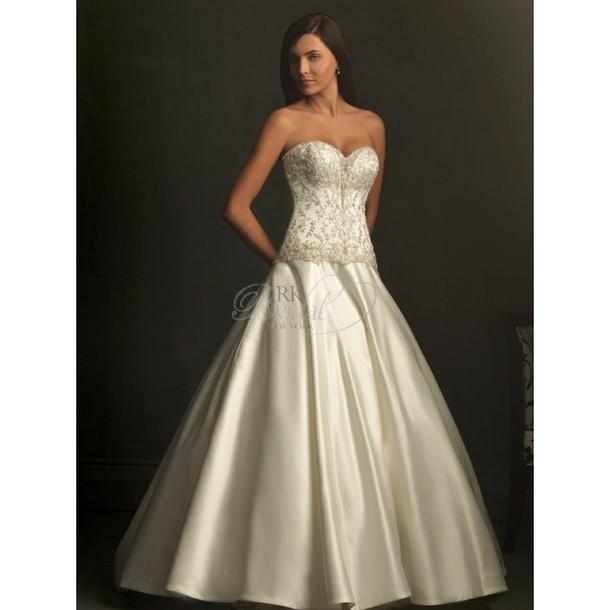 dress a line prom gowns wedding dress charming design high-low dresses