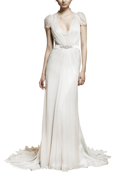 dress wedding dress elliot claire london ivory dress long dress chiffon dress simple wedding dresses