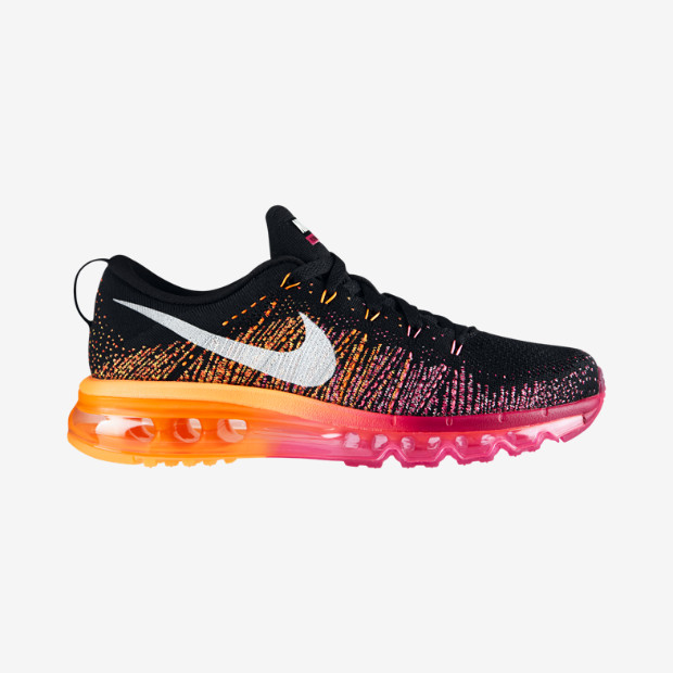 nike flyknit air max women's running shoes