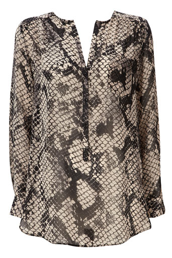 Black snake print shirt customer reviews