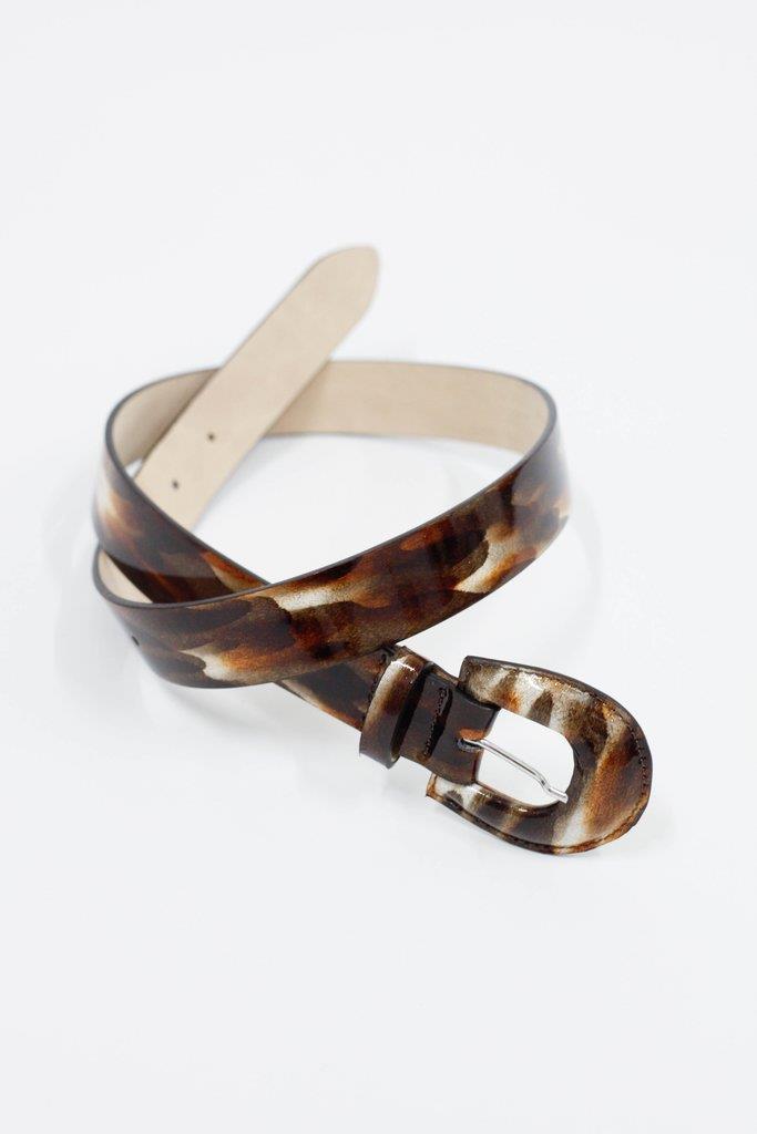 Bruno Belt - Caramel