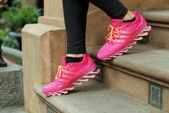 shoes pink rose womens springblade orange pink orange tennis shoes rose byrne adidas
