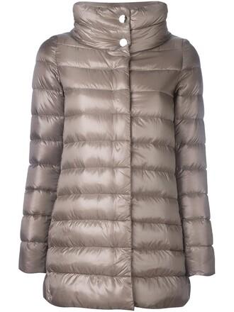 jacket high grey