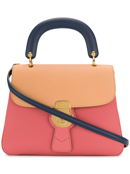 Burberry women bag leather