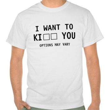 I want to ki _ _ you (options may vary) on Wanelo