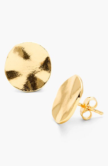 gorjana 'Chloe' Large Stud Earrings | Nordstrom