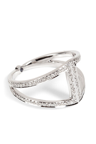 diamonds ring gold white silver jewels