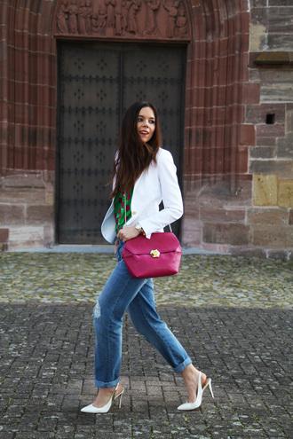 irene closet jacket shirt jeans shoes bag