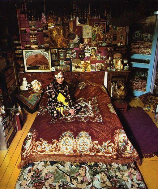 Jewels Bedroom Indian Hippie Boho Wicca Magik Moon