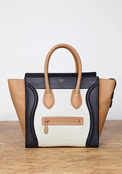 paris celine celine bag bag luggage mini