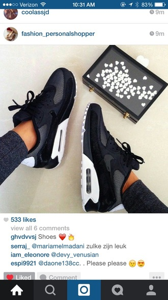 shoes black and white nike running shoes nike shoes air max fashion