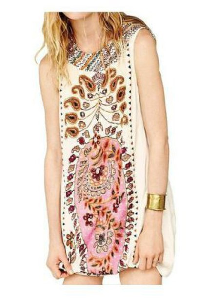 dress free people funny mini dress