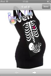 shirt,maternity,top,mummy to be,t-shirt,vest,tank top,halloween,halloween costume,xray,baby,skeleton,heart,ribcage,love heart,mums,wear