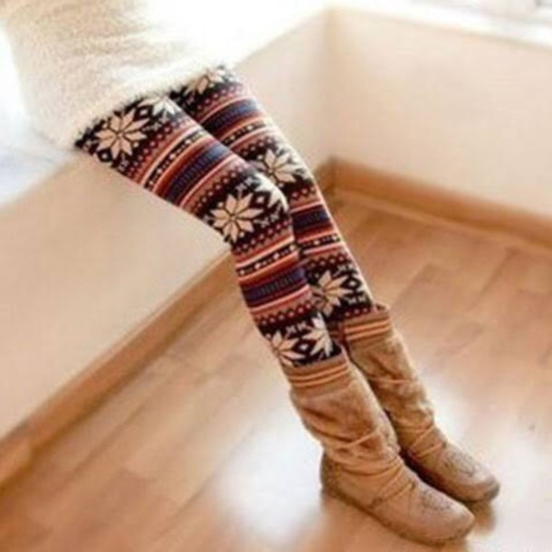 leggings patterened pants pants warm leggings stylish comfy comfy pants patterned tights patterned leggings patterned pants patterend