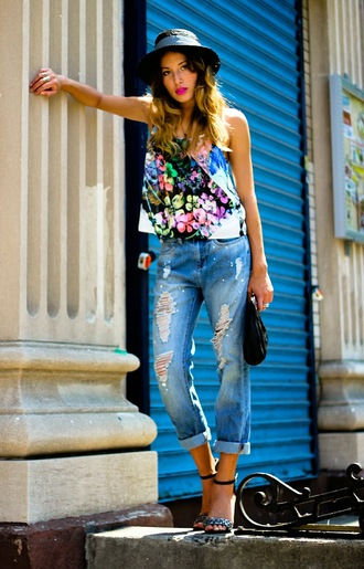 the marcy stop jeans jewels bag shoes